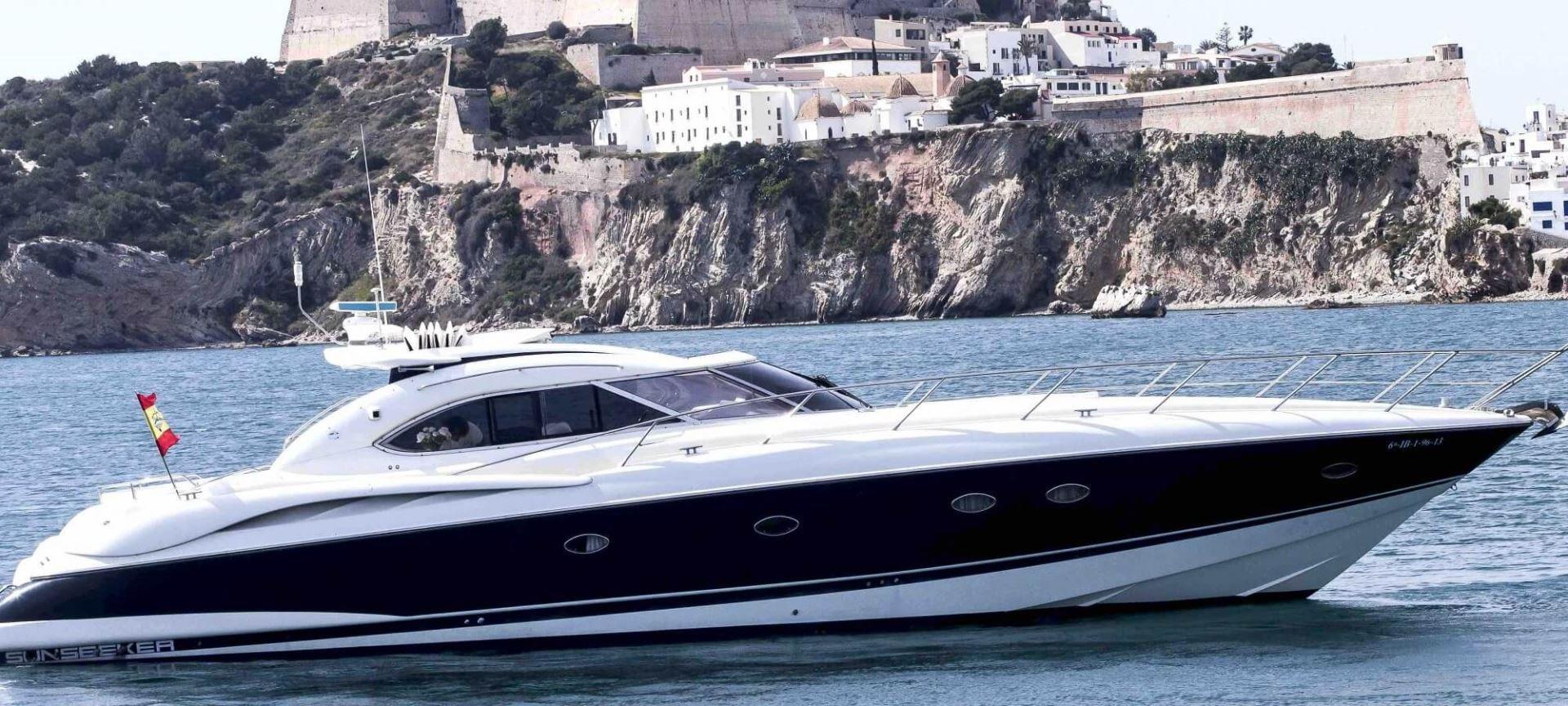 Sunseeker Predator 58 | Ibiza Bay